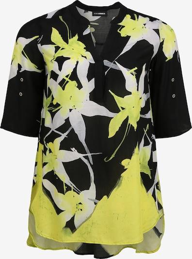 Doris Streich Blouse in de kleur Geel, Productweergave