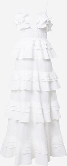 True Decadence Večernja haljina u bijela, Pregled proizvoda