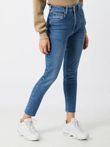 BDG Urban Outfitters Teksapüksid 'Edie', värv sinine