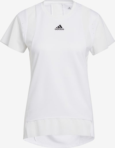 ADIDAS PERFORMANCE Functioneel shirt in de kleur Wit: Vooraanzicht