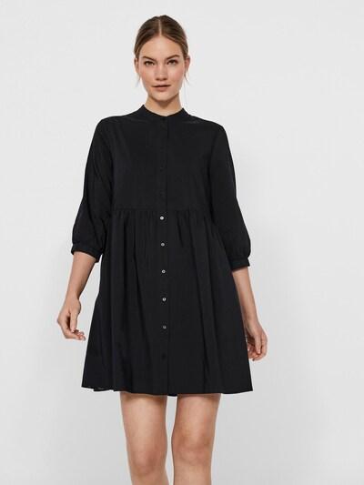 VERO MODA Kleid 'Sisi' in schwarz, Modelansicht