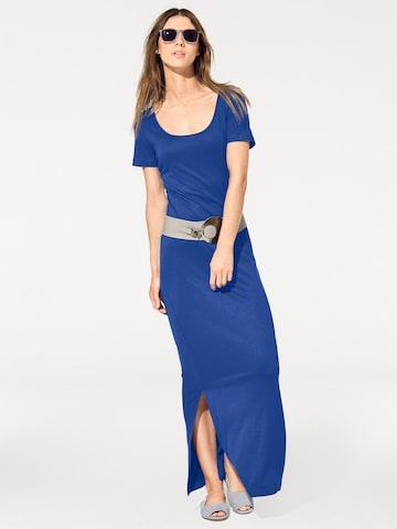 heine Dress in Blue