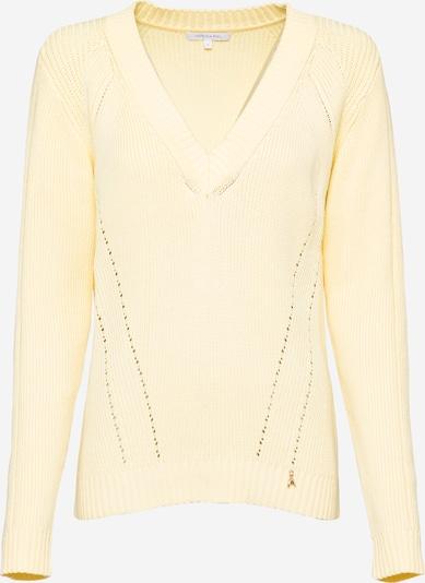 PATRIZIA PEPE Pull-over 'MAGLIA' en jaune clair, Vue avec produit