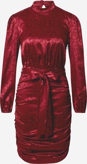 Chi Chi London Kleid 'Camile' in burgunder, Produktansicht