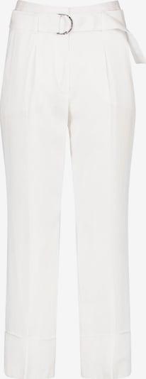 TAIFUN 7/8 Hose aus  Leinen in weiß, Produktansicht