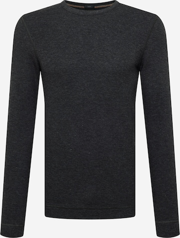 T-Shirt 'Tempest 1' BOSS Casual en noir