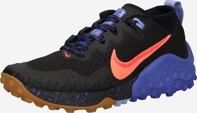 NIKE Running Shoes 'Wildhorse 7' in Dark purple / Coral / Black, Item view