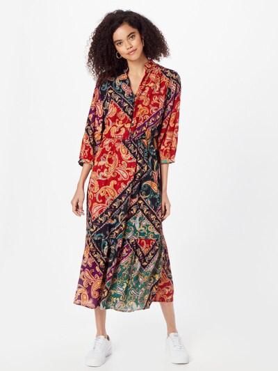 Derhy Kleid 'TAGADA' in mischfarben / rot, Modelansicht