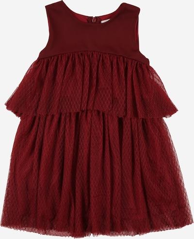 NAME IT Kleid 'RIE SPENCER' in dunkelrot, Produktansicht