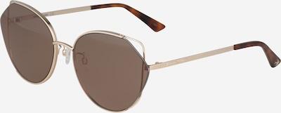 McQ Alexander McQueen Solglasögon 'MQ0286SA-002 63' i brun, Produktvy