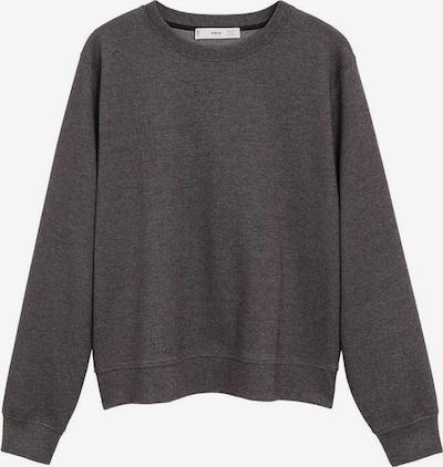 MANGO Sweatshirt in dunkelgrau, Produktansicht