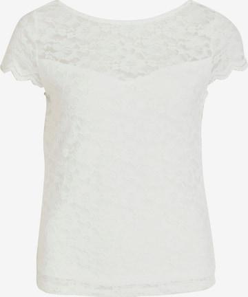 VILA Shirt 'VIKALILA' in Weiß