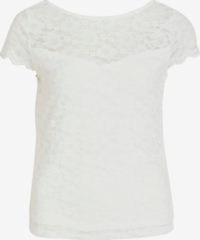 VILA Tričko 'VIKALILA' - šedobiela, Produkt