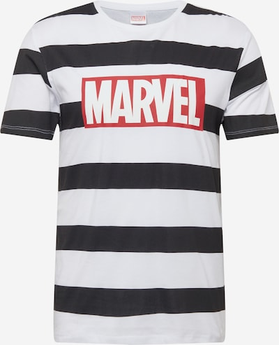 Trendyol T-Krekls, krāsa - sarkans / melns / balts, Preces skats