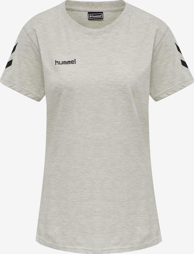 Hummel Funktionsshirt in grau / schwarz, Produktansicht