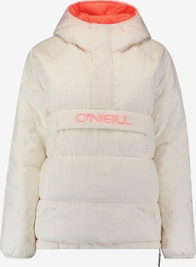 O'NEILL Veste de sport 'O'Riginals' en orange / blanc, Vue avec produit