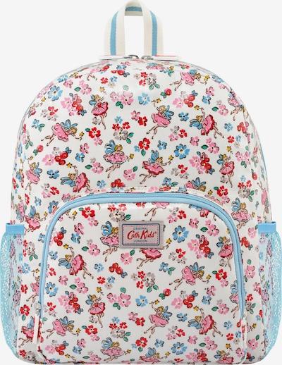 Cath Kidston Rucksack in hellblau / pink / rot / naturweiß, Produktansicht