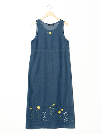 Erika Dresses Jeanskleid in M in blue denim, Produktansicht