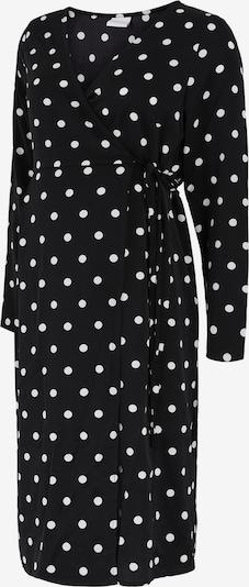 MAMALICIOUS Haljina u crna / bijela, Pregled proizvoda