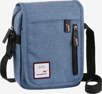 KangaROOS Umhängetasche in blue denim, Produktansicht