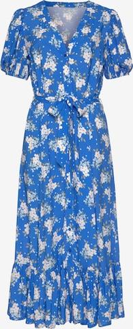VIVANCE Dress in Blue