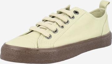 Ethletic Sneaker 'Fair Goto Low Cut' in Beige