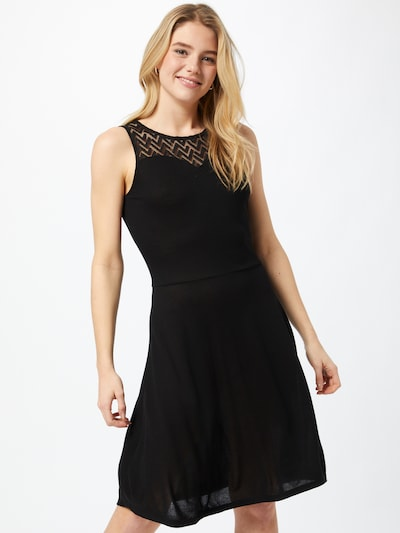 ONLY Kleid 'NICOLE LIFE' in schwarz, Modelansicht