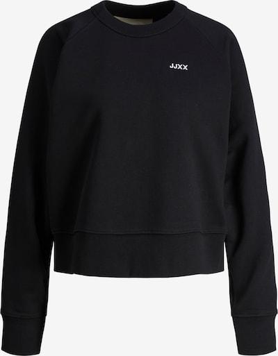 JJXX Sweatshirt 'Caitlyn' in schwarz / weiß, Produktansicht