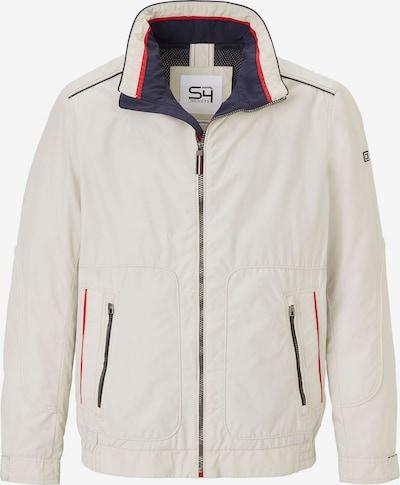 S4 Jackets Jacke in navy / hellgrau / rot, Produktansicht
