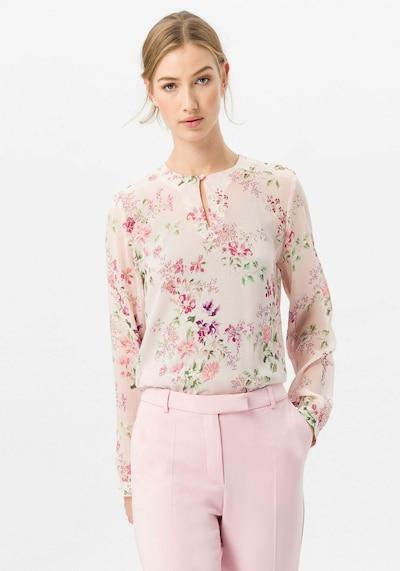 Uta Raasch Blouse in de kleur Gemengde kleuren / Rosa: Vooraanzicht