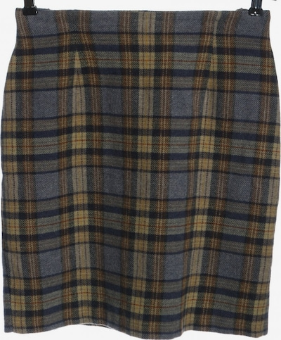 E.B. Company Skirt in M in Blue / Brown / Pastel yellow, Item view