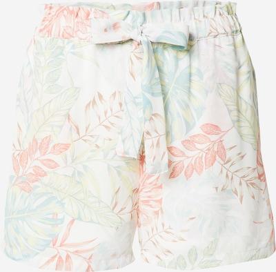 ONLY Spodnie 'VIOLET' w kolorze jasnożółty / miętowy / łososiowy / białym, Podgląd produktu