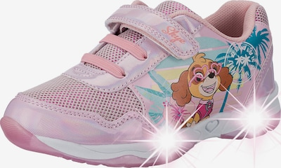 PAW Patrol Sneaker in rosa, Produktansicht