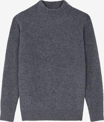 Scalpers Pullover in Grau