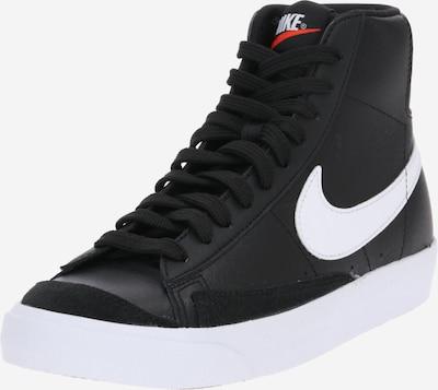 Nike Sportswear Zapatillas deportivas en negro / blanco, Vista del producto