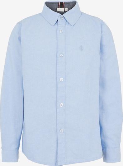 NAME IT Hemd in hellblau, Produktansicht
