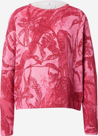 LIEBLINGSSTÜCK Pullover  'Karuna' in beere / rosa, Produktansicht