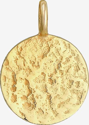 ELLI Pendentif en or, Vue avec produit