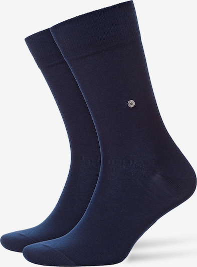 BURLINGTON Socken in dunkelblau, Produktansicht