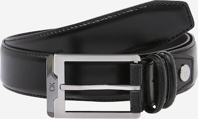 Calvin Klein Opasky 'INSERT' - čierna / strieborná, Produkt