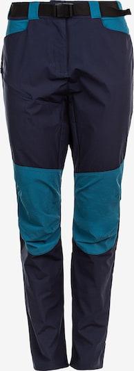 Whistler Outdoorhose 'DAWNICE W' in blau, Produktansicht