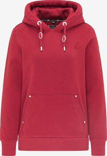 DreiMaster Maritim Sweatshirt in Red, Item view