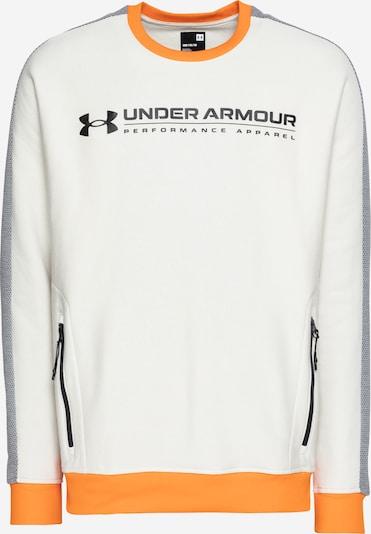 UNDER ARMOUR Camiseta deportiva 'Rival' en naranja / negro / blanco, Vista del producto