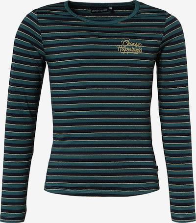 LEMON BERET Shirt in nachtblau / gold / petrol, Produktansicht