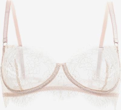 Aurore Lingerie BH in de kleur Wit, Productweergave