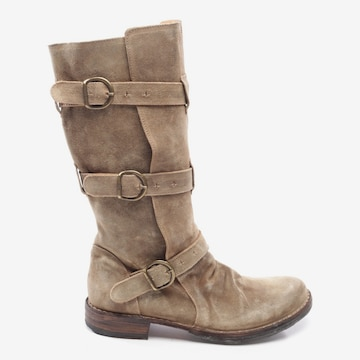 Fiorentini+Baker Dress Boots in 40 in Yellow