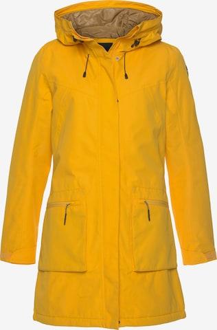ICEPEAK Outdoor Jacket in Yellow