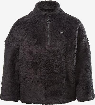 Reebok Sport Pullover in schwarz, Produktansicht