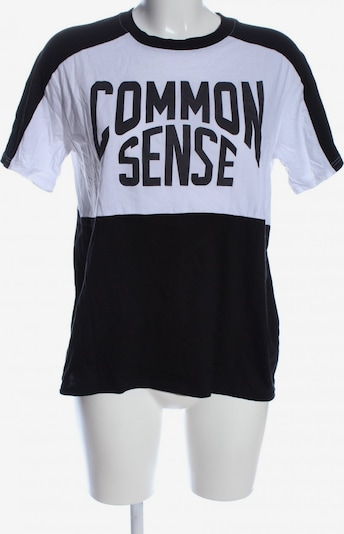 TWINTIP T-Shirt in M in schwarz / weiß, Produktansicht