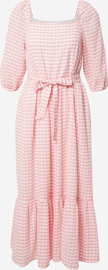 ONLY Kleid 'Lotus' in rosa / hellpink / weiß, Produktansicht